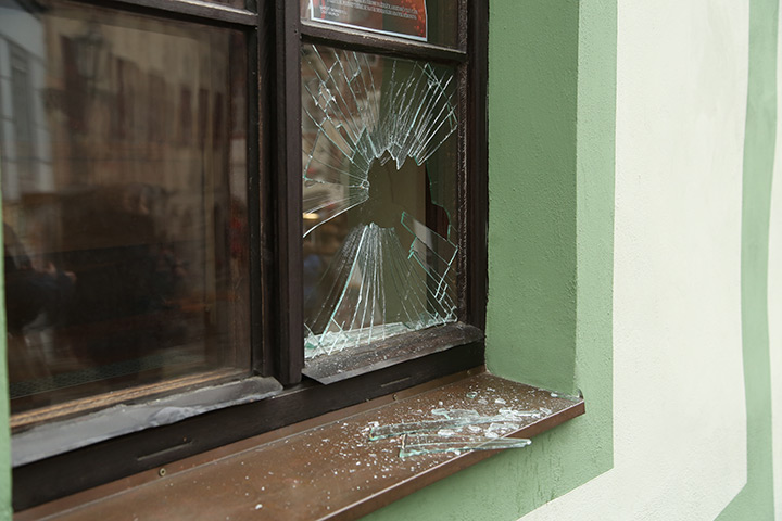 A2B Glass are able to board up broken windows while they are being repaired in Perivale.